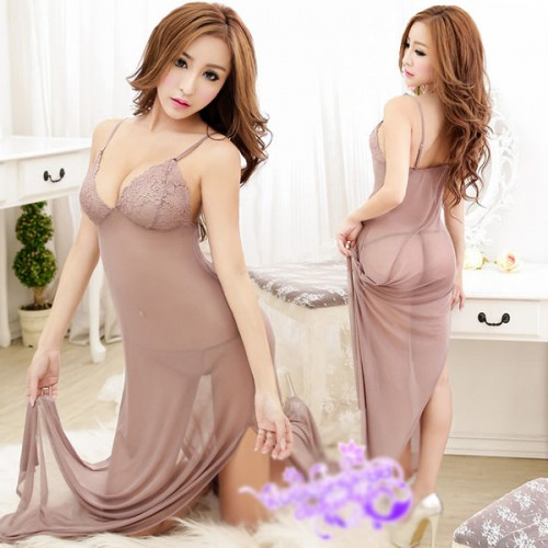 Women's lingerie dress Sleepwear Dress costumes