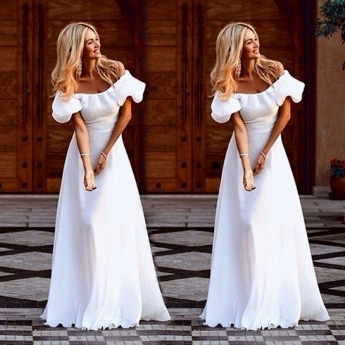 Long Maxi Dress Women Party Club Dresses