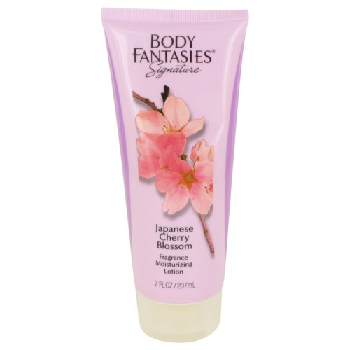 Body Fantasies Signature Japanese Cherry Blossom Lotion