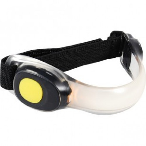 Safe Steps Arm Band Yellow