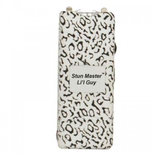12,000,000 volts Animal print Stun Gun Flashlight Holster
