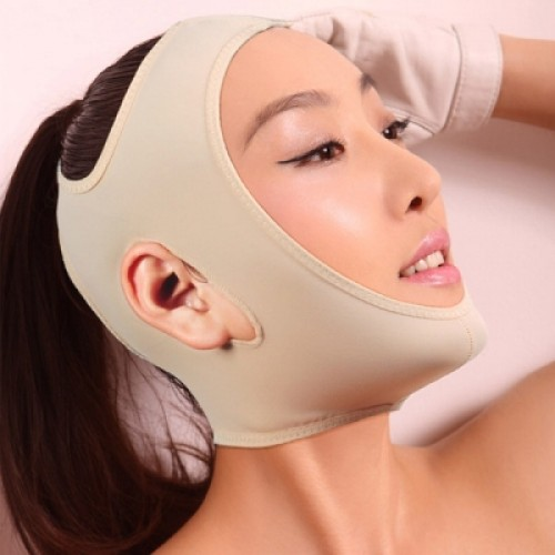 Chin Cheek Lift Up Slimming Bandage Face Mask Ultra-thin Belt Strap Band