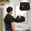Man Bathroom Apron Beard Care Trimmer Hair Shave Apron for Man