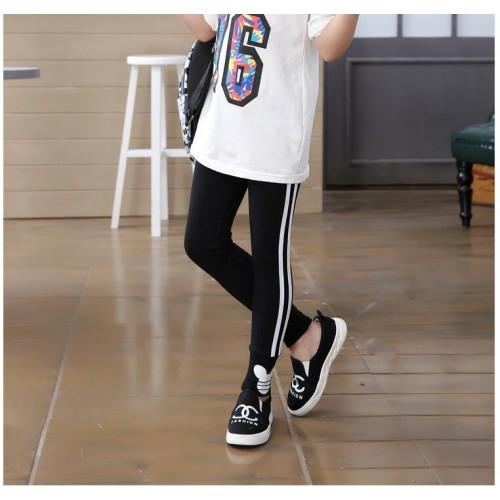 YWSTT Girls Leggings Cotton Pants For Girls Sport Leggings