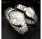 Longbo 8975B Lover Decorative Sub-dial Japan Quartz Watch