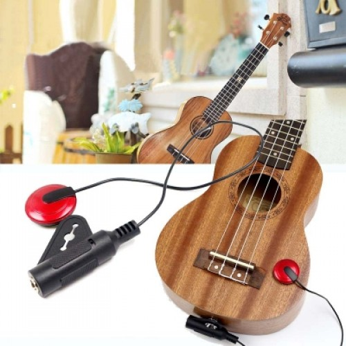 Classical Piezo Microphone MIC Pickup For Music Guitar