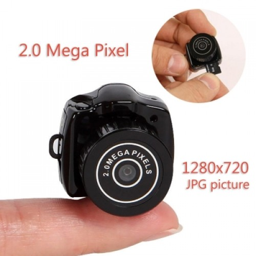Camera 720P HD Webcam Video Voice Recorder Micro Cam Smallest Camara Digital Mini Cam