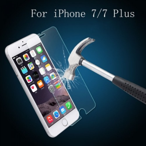 9H Tempered Glass Film Screen Protector Guard iPhone 7/7 Plus