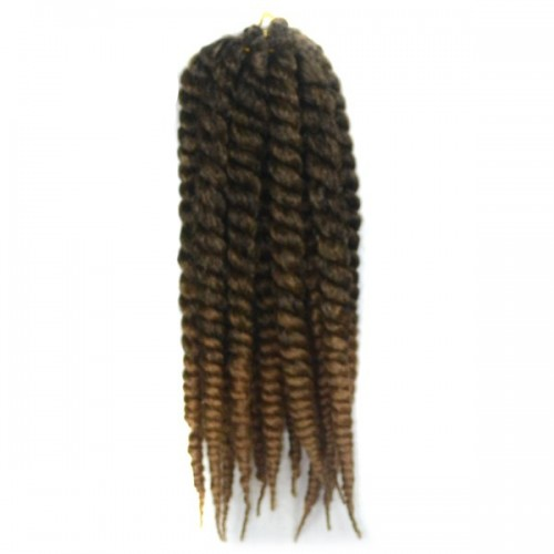 Stylish Long Kanekalon Synthetic Twist Braided Hair Extension