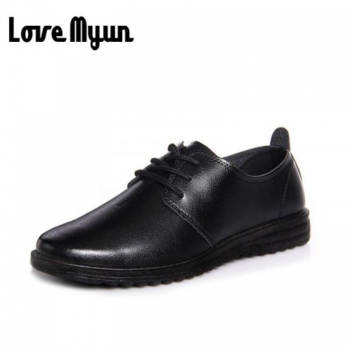 Cheapest Working Office Shoes Men PU leather black wedding dress shoes business men flats soft size 38-44 AB-16
