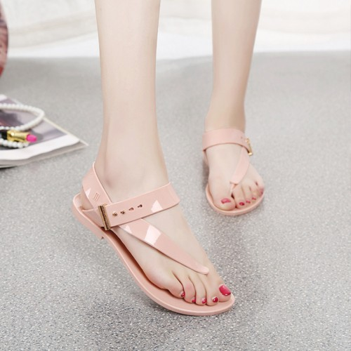 Casual Bohemia Flat Women Shoes New Fashion Beach Sandals