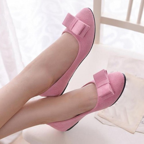 Women Flats Sweet Loafers Slip On Shoes