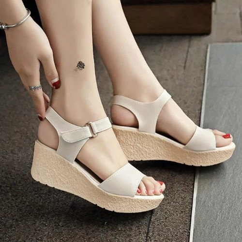 Superior Quality Comfortable Bohemian Wedges Women Sandals
