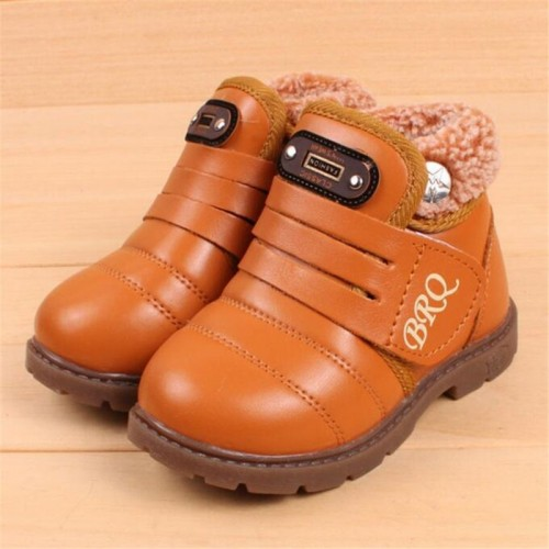 Children snow boots non-slip