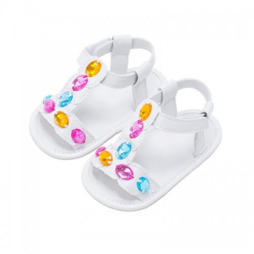 Baby Girls Sandles 0-18M Summer Diamonds Fashion Girls