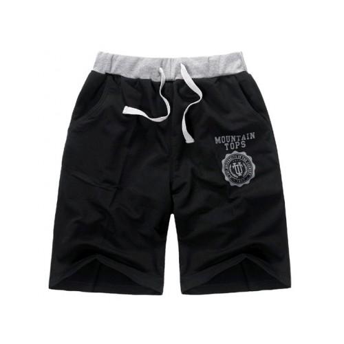 2016 Brand High Quality Cotton Summer Beach Shorts Men Summer Trousers Boardshort Sunga Bermuda Masculina Plus Size