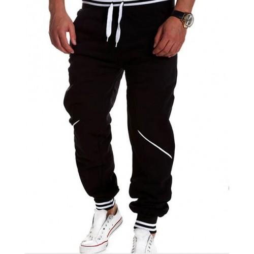 Fashion Harem Pants Men Skinny Sweatpants Trousers