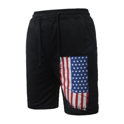2017 Newest Summer Casual Shorts Men cotton Fashion Style Mens Shorts beach Black Shorts Plus Size M-XXL short For Male DK04