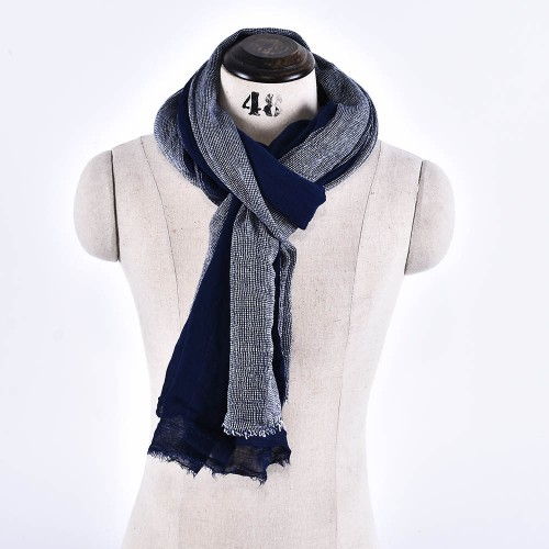 [KentoCandy] winter men scarf Cotton Cachecol Masculino Brand