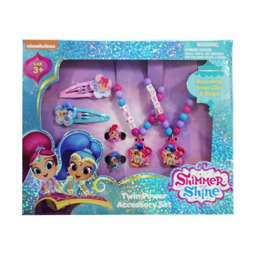Shimmer & Shine Best Friends Jewelry Set