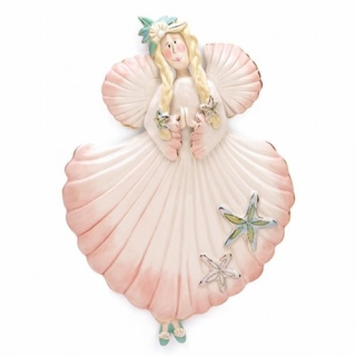 God's Love Angel Plaque