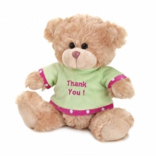 Thank You Plush Bear