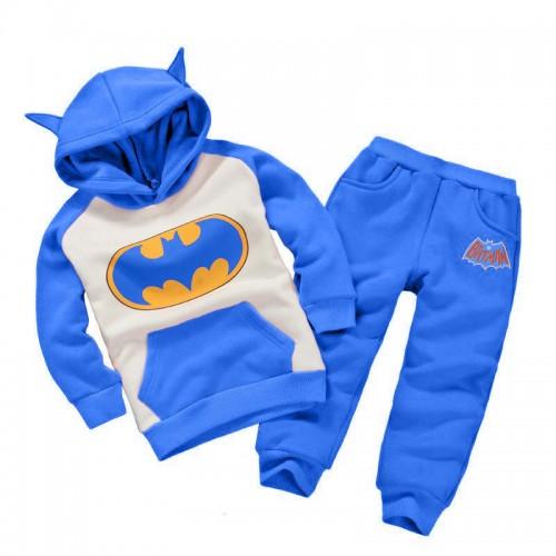 8a4d2dc15fa2 2015 New autumn winter baby boy sport set batman clothes Tracksuit ...