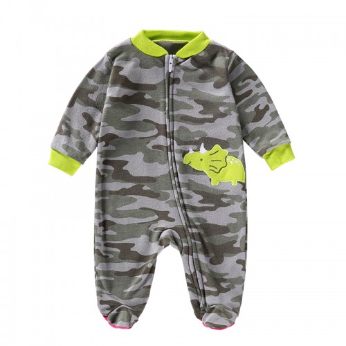 2017 Spring Newborn Kids Baby Boys Girls Camouflage Cotton Jumsuit romper for 3 month Baby Clothes quality guarantee