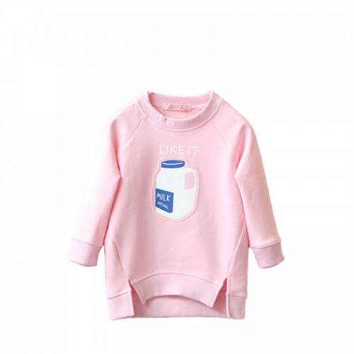 Children's Sweater Spring Autumn Girls Cardigan Kids O-Neck Sweaters Girls pullovers