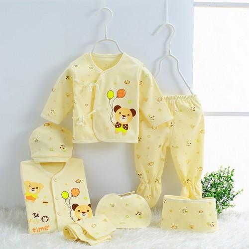 Baby clothing sets baby girls (7pcs/set)
