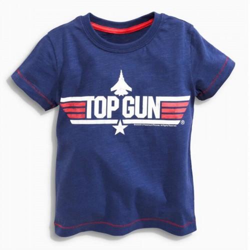 brand summer Blue baby boys t shirts clothing kids boys Short sleeve boy fashion cotton clothing kids boy clothes 2T 3T 4T 5T 6T