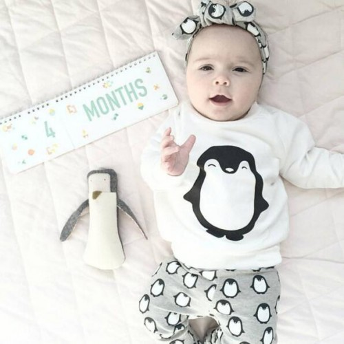 2017 new born typical baby clothing set