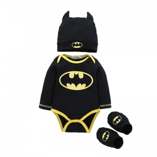 3Pcs/Set Fashion Infant Clothing Newborn Baby Boys