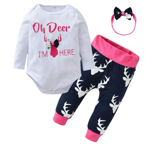 Baby Girls Clothes Long Sleeve