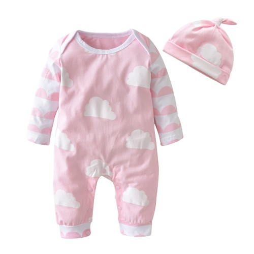Autumn Baby Girl Clothing Sets