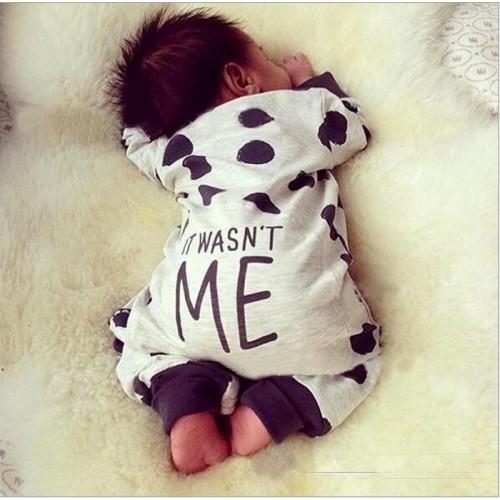 Autumn Newborn unisex infant clothing suit cotton