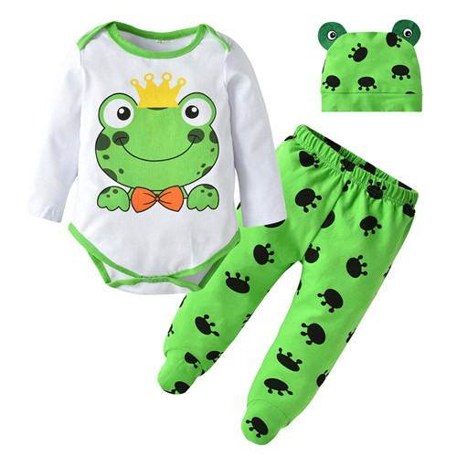 Baby Boys Clothing Set 2017 Autumn Toddler Cotton