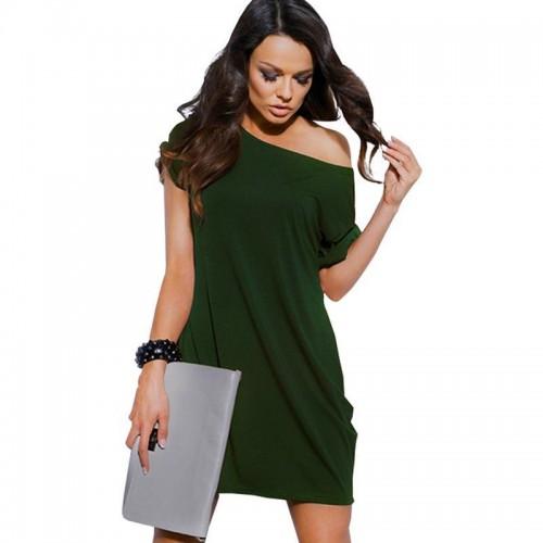 Short Sleeve Office Dress 2017 Summer Dresses