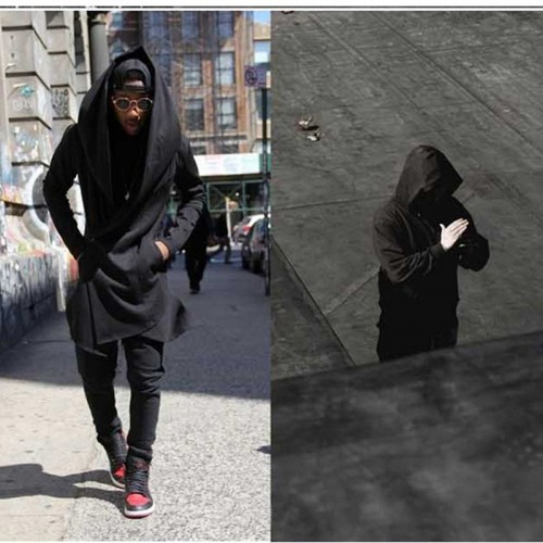 Autumn And Winter Gown Best Quality Hip Hop