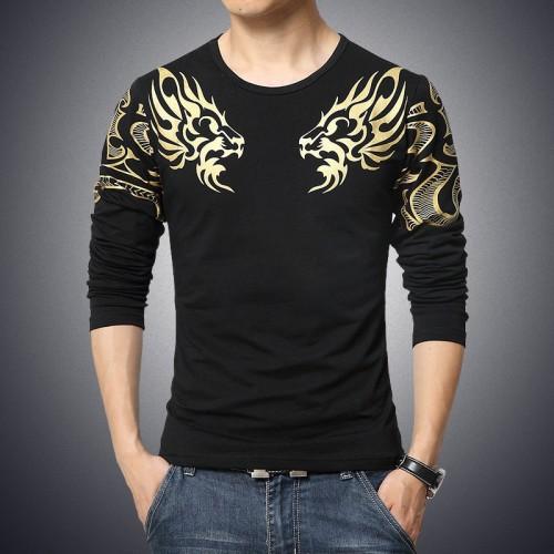 Spring Summer T Shirt Men 3D Printed T-Shirt