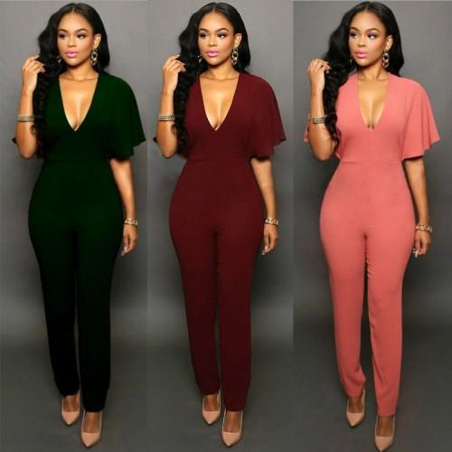 2016 New Women Clubwear V-neck
