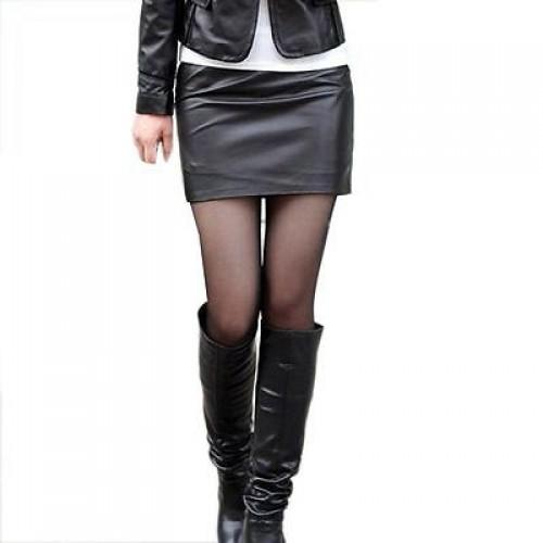 New fashion Women Faux Leather