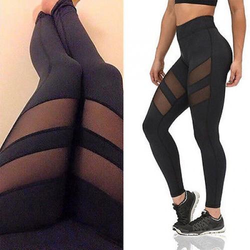 Women High Waist Casual Pants
