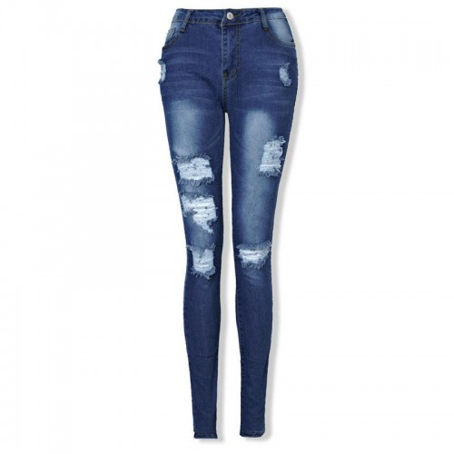 Brand Hot Sale Women Denim Jeans Ladies