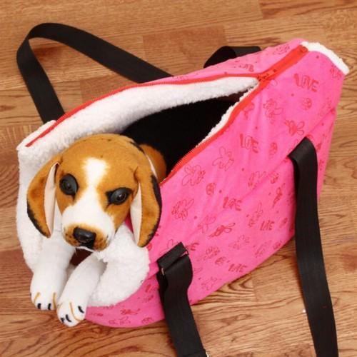 Fashion Portable Pet Dog Cat Travel Carrier Bag