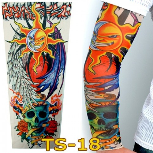 1 pc tattoo sleeves W-18 styles