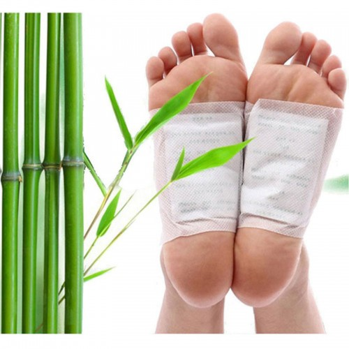 10 pcs Herbal Detox Foot Pads Patches