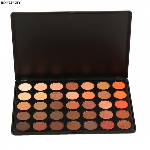 BOOBEAUTY Color 35 Eyeshadow Palette Silky