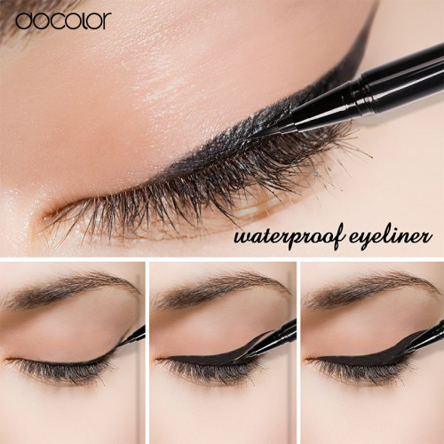 Docolor 1PCS Liquid Eyeliner Eye Liner Gel Black