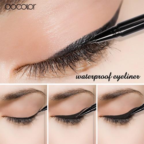 Docolor 1PCS Liquid Eyeliner Eye Liner Gel Black